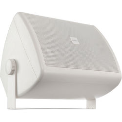 """QSC AC-S4T-WH 4"""" 2-Way AcousticCoverage Loudspeakers (Pair, White)"""