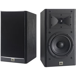 "JBL Arena 130 7"" 2-Way Passive Bookshelf Loudspeakers (Black, Pair)"