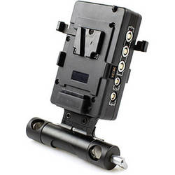 Movcam Battery Bracket and Converter for V-Mount Batteries