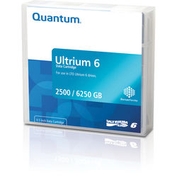 Quantum MR-L6MQN-01 LTO Ultrium 6-Tape Standard Cartridge (2.5/6.25TB)