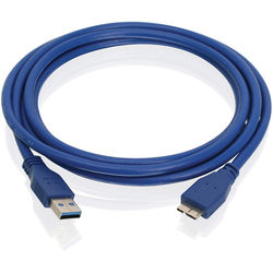IOGEAR USB 3.0 Type A to Micro B Cable (6.5')