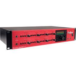 Focusrite Clarett 8PreX 26x28 Thunderbolt Audio Interface