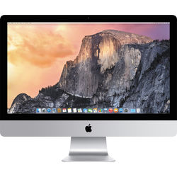 "Apple 27"" iMac with Retina 5K Display (Mid 2015)"