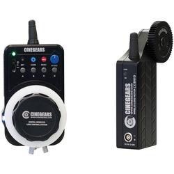 CINEGEARS Single Axis Wireless Follow Focus Express Plus Standard Kit