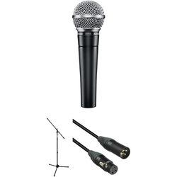 Shure SM58-LC Dynamic Microphone Kit