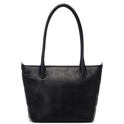 ONA Leather Capri Camera Tote Bag (Black)