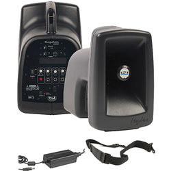 Anchor Audio MEGA-8000U1 MegaVox Pro PA System with One Wireless Receiver