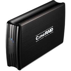 CineRAID Dual Drive USB 3.1 Gen 1 Portable RAID Enclosure (UASP Support)