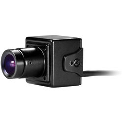 Marshall Electronics CV150-MB Micro 2MP 3G-SDI POV Camera with M12-Mount and 3.7mm Lens