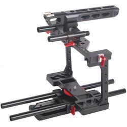 CAME-TV Rig, Mattebox & Follow Focus Kit for Blackmagic Cinema Camera