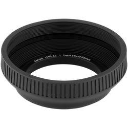 Sensei 55mm Collapsible Rubber Lens Hood