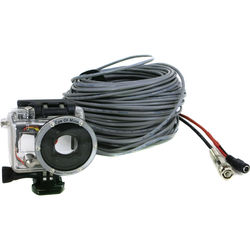 Eye Of Mine GoPro HERO2 Underwater Integrated Power/Video Live Video Out Housing (150')