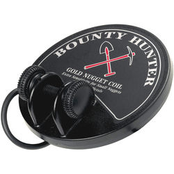 "Bounty Hunter 4"" Gold Nugget Search Coil for Select Bounty Hunter Metal Detectors"