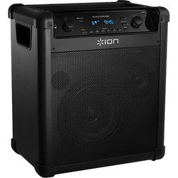 ION Audio Block Rocker iPA76A Portable Bluetooth Speaker System