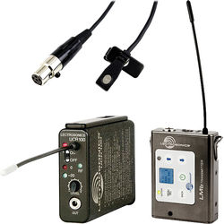 Lectrosonics UCR100 Wireless Microphone Kit with LMb Transmitter & M152/5P Lav (B1: 537.600 to 614.375 MHz)