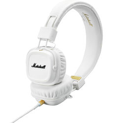 Marshall Audio Major II Headphones (White)