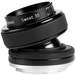 Lensbaby Composer Pro with Sweet 35 Optic for Fujifilm X