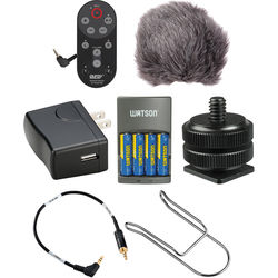 Auray Zoom H5 Handy HDSLR Accessory Kit