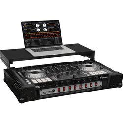 Odyssey Innovative Designs Black Label Glide-Style Case for Pioneer DDJ-SX/SX2 DJ Controller