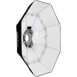 "Impact Folding Beauty Dish (White, 40"")"