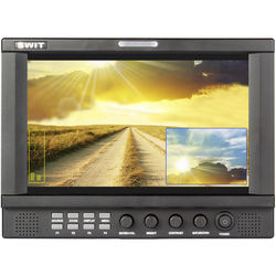 "SWIT S-1092H 9"" LCD 3G-SDI/HDMI Field Monitor (V-Mount)"