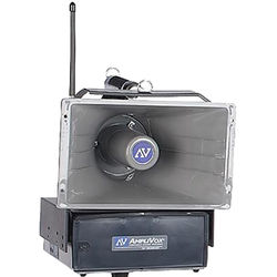 AmpliVox Sound Systems S1244 Wireless Powered Companion Speaker for Hailer Family