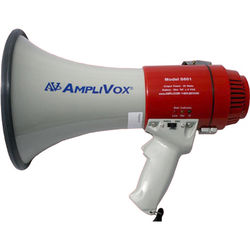 AmpliVox Sound Systems S601R Mity-Meg 15W Rechargeable-Ready Megaphone