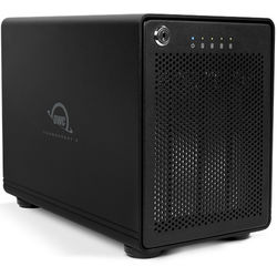 OWC / Other World Computing ThunderBay 4 24TB 4-Bay Thunderbolt 2 RAID Array (4 x 6TB, RAID 5 Edition)
