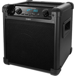 ION Audio iPA77 Tailgater Wireless Bluetooth Rechargeable Speaker System