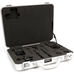 DPA Microphones d:dicate 3511ES Stereo Kit with 4011ES Cardioid Mics
