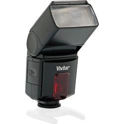 Vivitar DF-3000 Dedicated TTL Flash for Canon Cameras