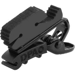 DPA Microphones SCM0008 Miniature Clip, Double Lock (10-Pack, Black)