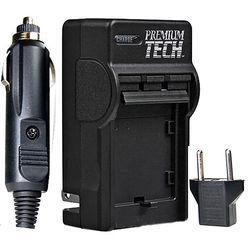 Power2000 PT-92 Charger for Samsung BP-1030 or BP-1130 Battery