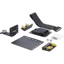 Bracket 1 Base A - Handle Mount 3 Wireless Receiver Mount Kit A