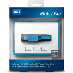 WD Grip Pack for 2TB & 3TB My Passport Ultra (Sky)