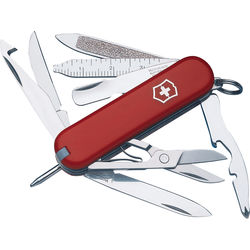 Victorinox MiniChamp Pocket Knife (Red)