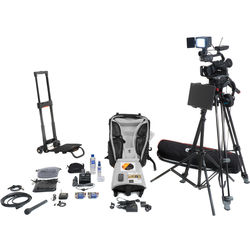 Sony VJBK2THX70 Video Journalist Backpack with Trolley