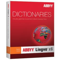 ABBYY Lingvo x6 English-Russian Dictionary