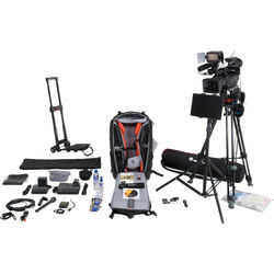 Sony VJBK2THX200 Video Journalist Backpack with Trolley