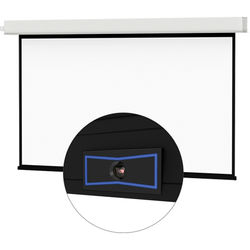 "Da-Lite 24091LSR ViewShare Advantage Electrol 58 x 104"" Ceiling-Recessed Motorized Screen (120V)"