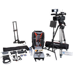 Sony VJBK2THX180 Video Journalist Backpack with Trolley