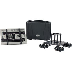 Romans Cine Gear RGPD-RCGPK2 Pro-Kit II Portable Dolly Kit