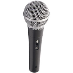 Anchor Audio MIC-90 Handheld Microphone with XLR Cable