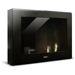 "Orion Images Indoor and Outdoor Enclosure for 24"" LCD Display with Built-in Heater"