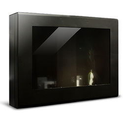 """Orion Images Indoor and Outdoor Enclosure for 32"""" LCD Display with Built-in Heater"""
