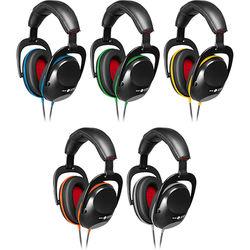 JamHub Direct Sound EX-25 Headphones (5-Pack)