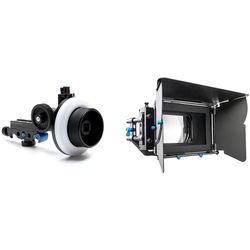 Redrock Micro microMatteBox Deluxe Bundle Kit with Follow Focus Unit (0.8)
