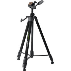 Cullmann PRIMAX 380 Aluminum Tripod with 3-Way Pan/Tilt Head