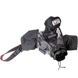 camRade WS-DSLR Wetsuit for Most D-SLR Cameras with Lens Attached