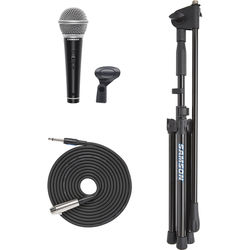 Samson VP10 - Microphone Value Pack